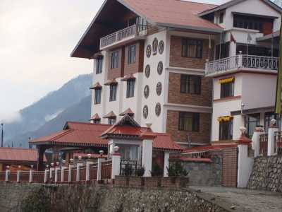 Yarlam Hotel Lachung